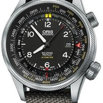 Oris Big Crown ProPilot Altimeter 01 733 7705 4164-07 5 23 17FC 2020 new