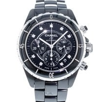 Chanel J12 H2419 2010 pre-owned