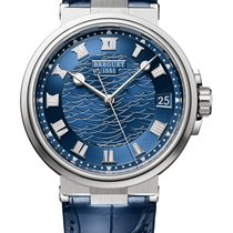 Breguet new Automatic 40mm White gold Sapphire crystal