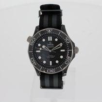Omega Seamaster Diver 300 M 210.92.44.20.01.002 2019 new
