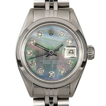 Rolex Oyster Perpetual Lady Date 6916 occasion