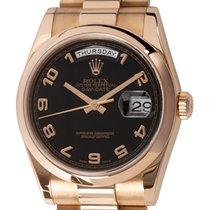 Rolex Day-Date 36 118205 2002 rabljen