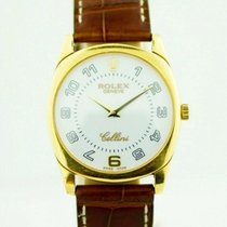 Rolex Cellini Danaos Yellow gold 33mm White Arabic numerals United States of America, Florida, Sarasota
