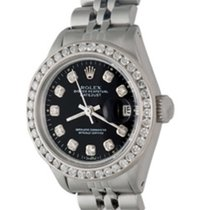 Rolex 6917 Acier Lady-Datejust 25mm occasion