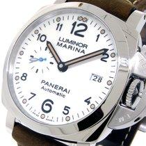 沛納海 Luminor Marina 1950 3 Days Automatic PAM 1499 全新 鋼 44mm 自動發條