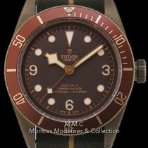 Tudor Black Bay Bronze Bronze 43mm Bleu France, Paris