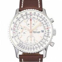 Breitling Navitimer Heritage nuevo 2020 Automático Cronógrafo Reloj con estuche y documentos originales A13324121G1X3
