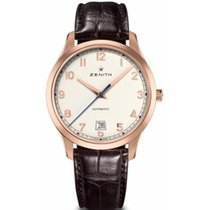 Zenith Captain Central Seconds Special Edition 40mm Rose go