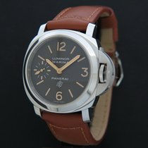 Panerai Luminor Marina Logo Acciaio NEW