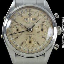 Rolex Datocompax 6036 Triple Date Chronograph Jean Claude...