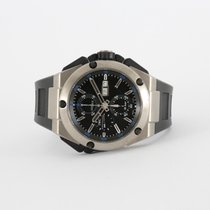 IWC Ingenieur Double Chronograph Titanium  || full-set