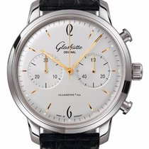 Glashütte Original Sixties Chronograph Steel 42mm Silver United States of America, California, Mission Viejo