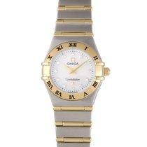 Omega Constellation Quartz 22.5mm Women's Watch 1262.75.00