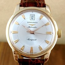 Longines Conquest Gold 18kt New-Men´s Watch