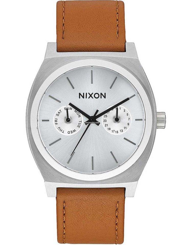 50cda59d4be Comprar relógios Nixon Aço