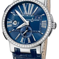 Ulysse Nardin Executive Dual Time 243-00B/43 2020 new