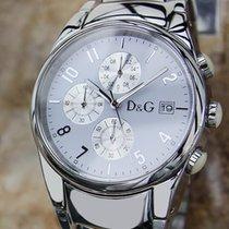 Dolce & Gabbana Men's Swiss Made Men's 41mm Quartz Chronograph...