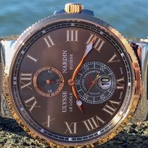 Ulysse Nardin Marine Chronometer 43mm with Box and Papers