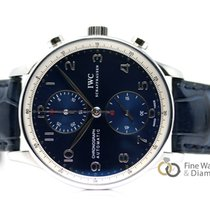 IWC Portuguese Chronograph IW371432 2000 usado