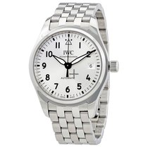 IWC IW324006 Steel Pilot's Watch Automatic 36 36mm new
