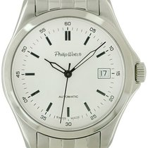 Philip Watch usados Automático 38mm Plata Cristal mineral