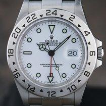 Rolex Explorer II Steel 40mm No numerals United States of America, California, Los Angeles