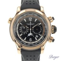 Jaeger-LeCoultre Master Compressor Extreme World Chronograph occasion 46.3mm Or rose