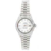 Rolex Lady-Datejust 69179 1990 pre-owned