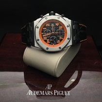 Audemars Piguet Royal Oak Offshore Chronograph Volcano 26170ST.OO.D101CR.01 подержанные