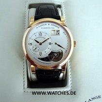 A. Lange & Söhne 704032 Rose gold 2002 Lange 1 38.5mm pre-owned