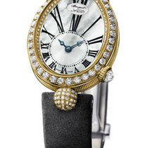 Breguet Reine de Naples Rose gold Mother of pearl Roman numerals United States of America, New York, New York