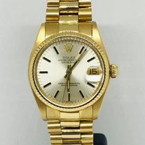 Rolex Oro giallo 31mm Automatico 6827 usato Italia, roma