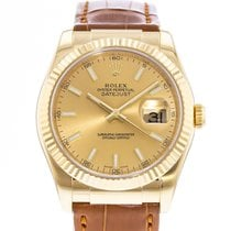 Rolex Datejust 116138 pre-owned