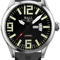 Ball Engineer Master II Aviator Acero 46mm Negro