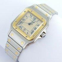 Cartier Santos Galbée 1997 подержанные