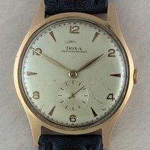 Doxa Rose gold 38mm Manual winding Doxa 14Kt Rose Gold Dress Watch Vintage Large 38mm pre-owned United States of America, California, Woodland Hills. We accept cryptocurrency