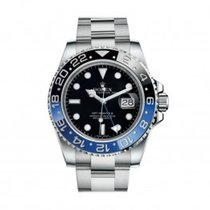Rolex GMT-Master II 116710BLNR 2013 pre-owned