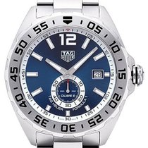 TAG Heuer Formula 1 Calibre 6 Steel 43mm Blue