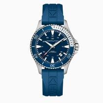 Hamilton Khaki Navy Scuba new 2019 Automatic Watch with original box and original papers H82345341