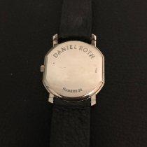 Daniel Roth White gold Automatic Roman numerals pre-owned