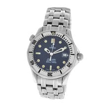 Omega 2562.80 Steel Seamaster 36mm pre-owned United States of America, New York, New York
