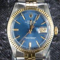 Rolex Datejust 16233 Zeer goed Goud/Staal 36mm Automatisch Nederland, 'S-Hertogenbosch