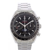 Omega Speedmaster Professional Moonwatch Moonphase 304.30.44.52.01.001 MOONWATCH new