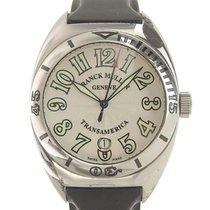 Franck Muller Steel 40mm Automatic 2000SCP pre-owned
