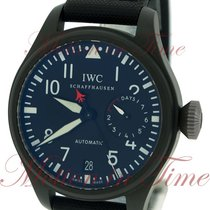 IWC IW501901 Ceramic Big Pilot Top Gun 48mm pre-owned United States of America, New York, New York