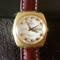 Delma Steel 36mm Automatic 645220 pre-owned