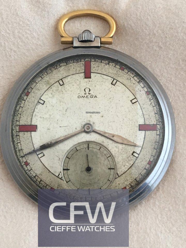 bdb966290e7 Relógios de bolso Omega - Compare preços na Chrono24