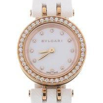 Bulgari B.Zero1 23 White Dial Diamonds
