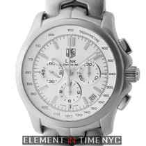 TAG Heuer Link Steel 43mm Silver United States of America, New York, New York