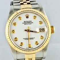 Rolex Datejust Medium Edelsteinbesatz [Million Watches]